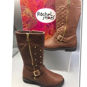 Rachel Shoes Winter Big Girls Boots